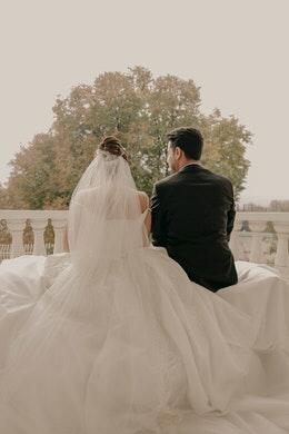 Klasícká svatba